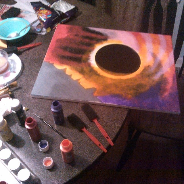 Black Hole -wip- by xXNobodiesTearsXx on DeviantArt