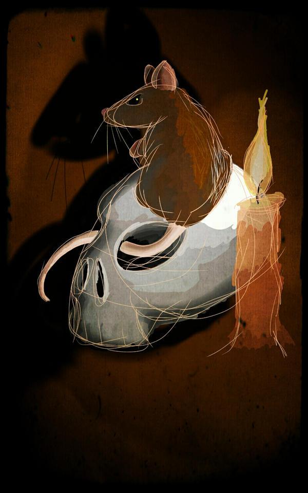 Ratty Halloween 2 by ratofthelab