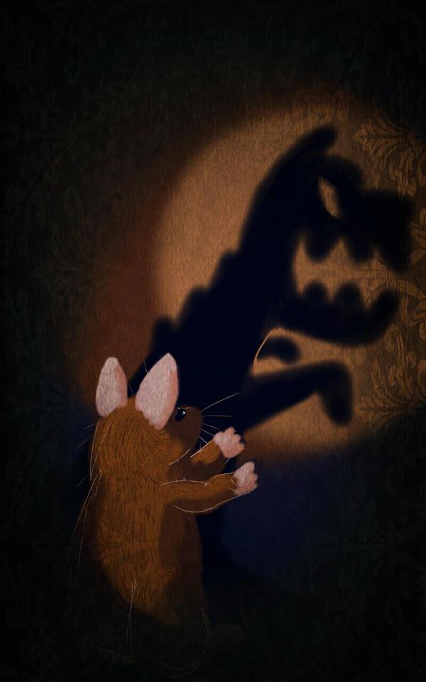 Ratty Halloween by ratofthelab