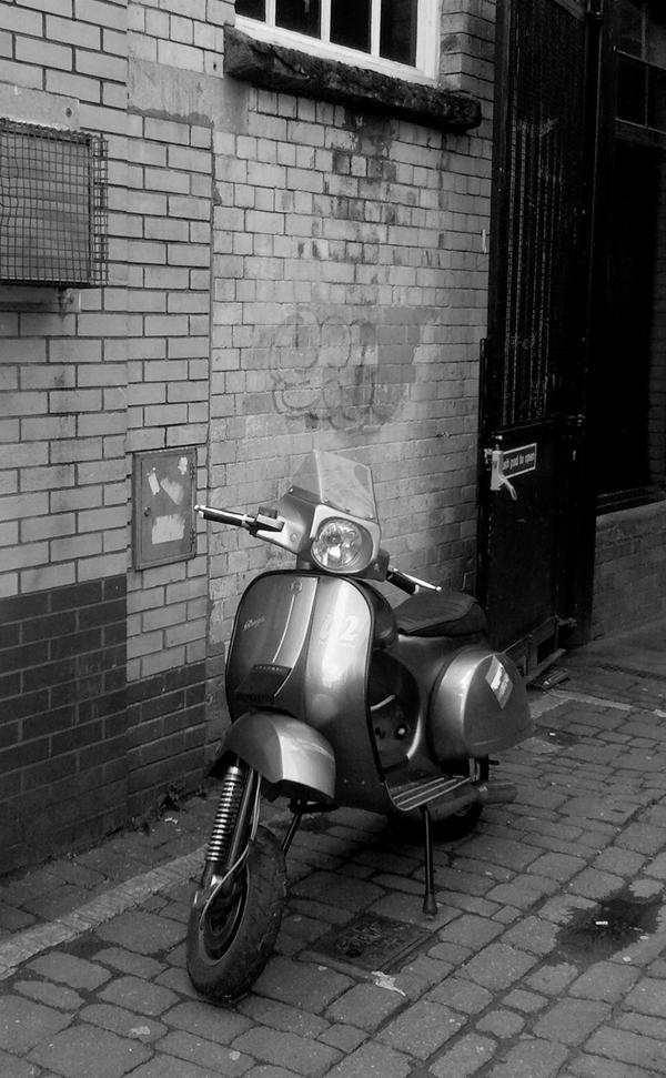 Scooter by ratofthelab