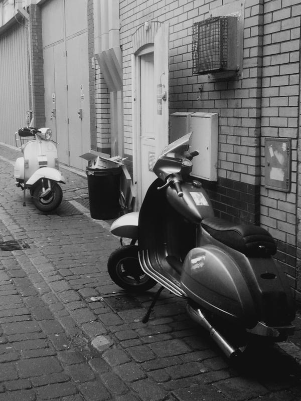 Scooters by ratofthelab