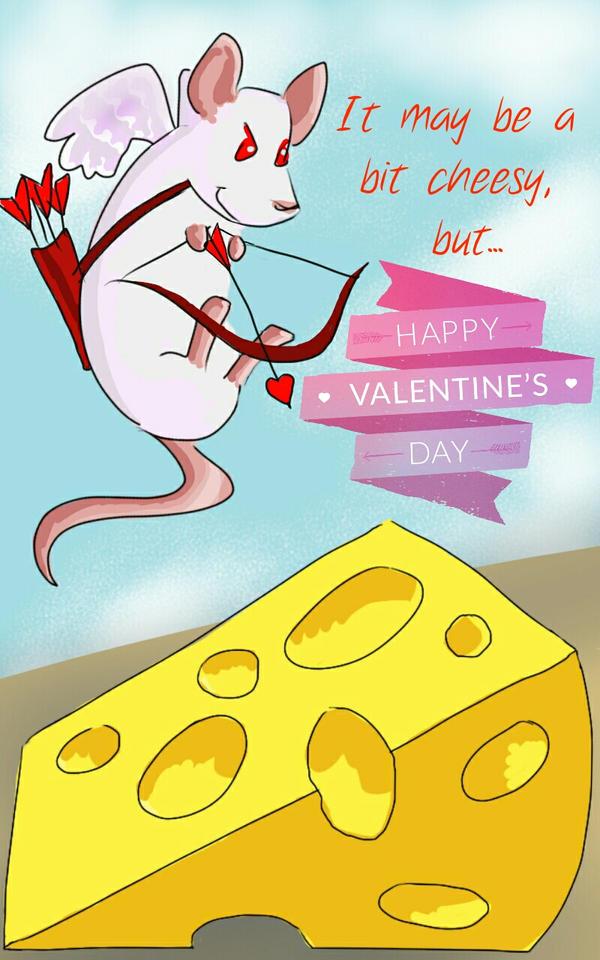 cheesy variant by ratofthelab