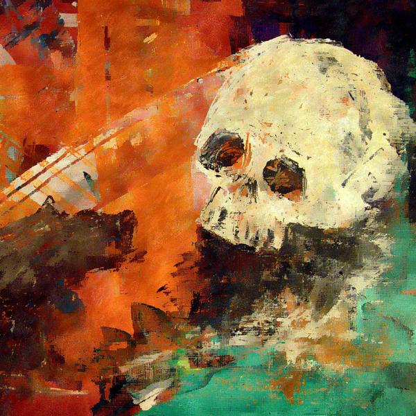 skull by ratofthelab