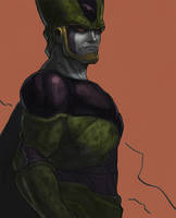 Unfinishedperfectcell by madsamuri2240