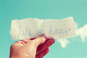 Let's Be Happy! (: by Miss-Unstoppable