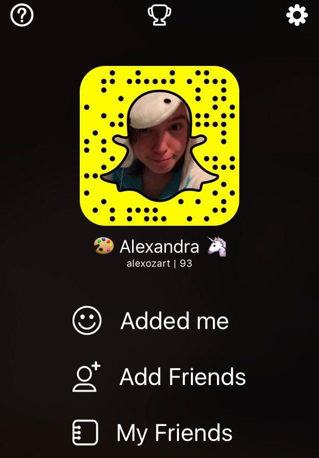 Snapchat by Alexoz97
