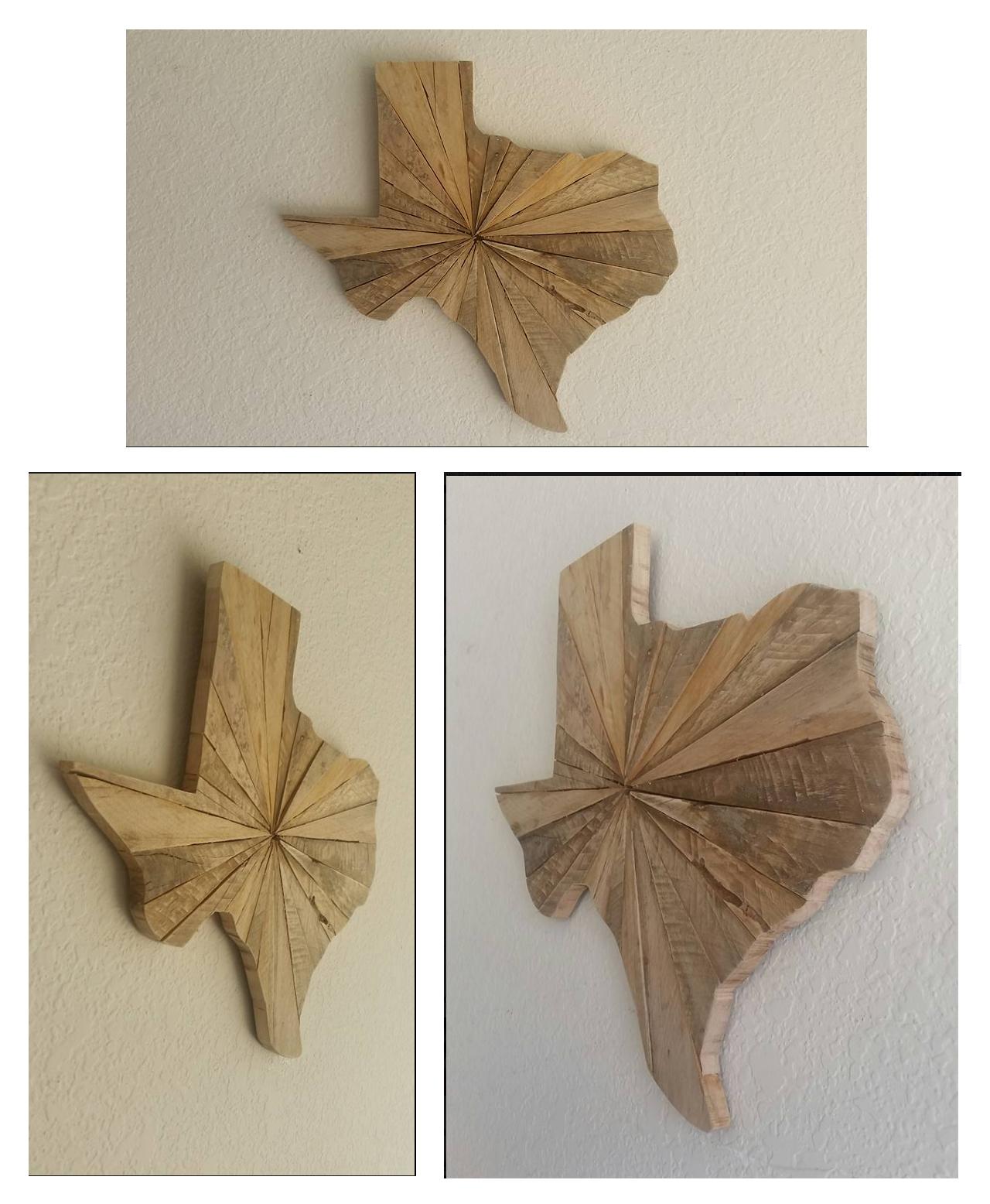 Texas Wall Art sunburst cut wooden texas wall artgensanity on deviantart