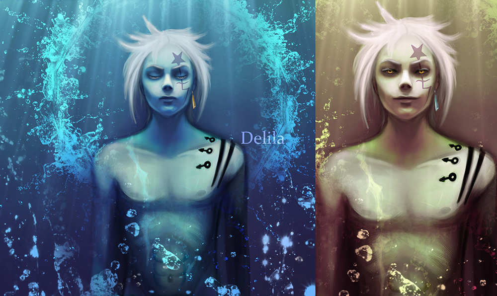 DGM  Destroy yourself by Delila2110