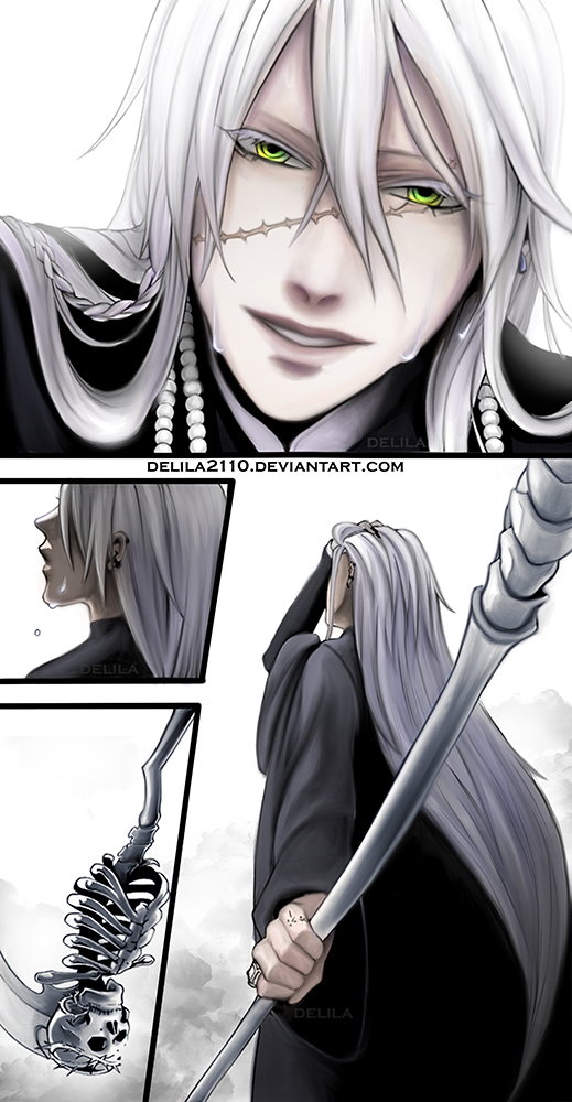 Kuroshitsuji: Undertaker by Delila2110