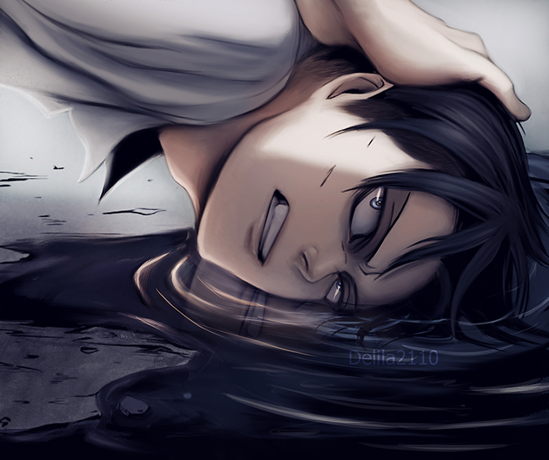 Attack On Titan Levi By Delila2110 On Deviantart