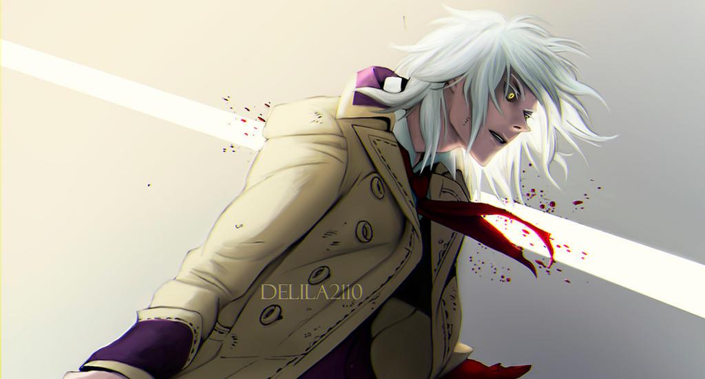 DGM: Hell Arrives (spoiler) by Delila2110