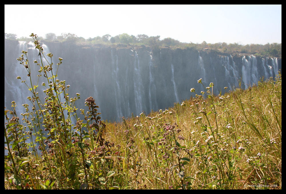 Zambia - Victoria Falls II by rowanseymour