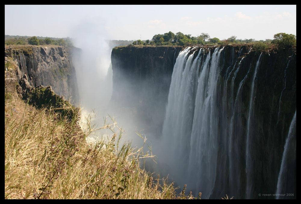 Zambia - Victoria Falls III by rowanseymour