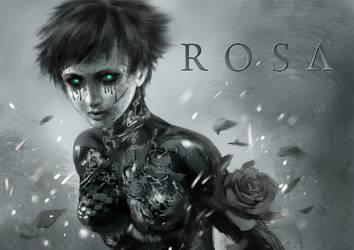 ROSA movie fanart by NadzomiViro