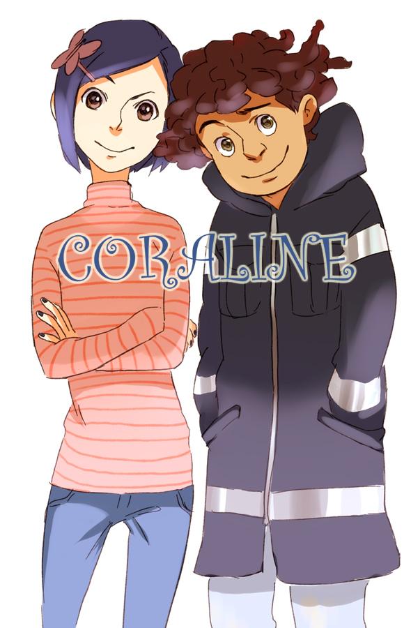 Coraline Fanart 3 By Nadzomiviro On Deviantart