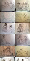 fast sketches