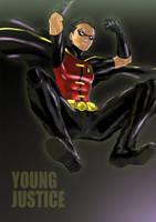 Robin by NadzomiViro
