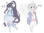 Anthro adopts (CLOSED TY)