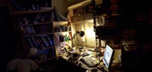 Sirelion work room.