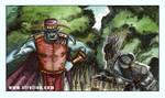 Maciras the crafstman by sirelion80