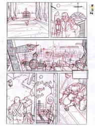 Sketch n2 by sirelion80