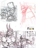 Sketch n7 by sirelion80