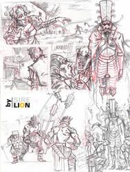 Sketch n8 by sirelion80