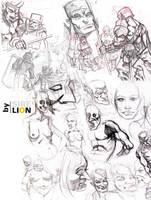 Sketch n9 by sirelion80
