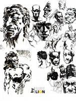 Sketch n11 by sirelion80