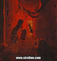 Perseo y Medusa by sirelion80