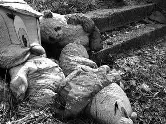Discarded Toys by Dartein