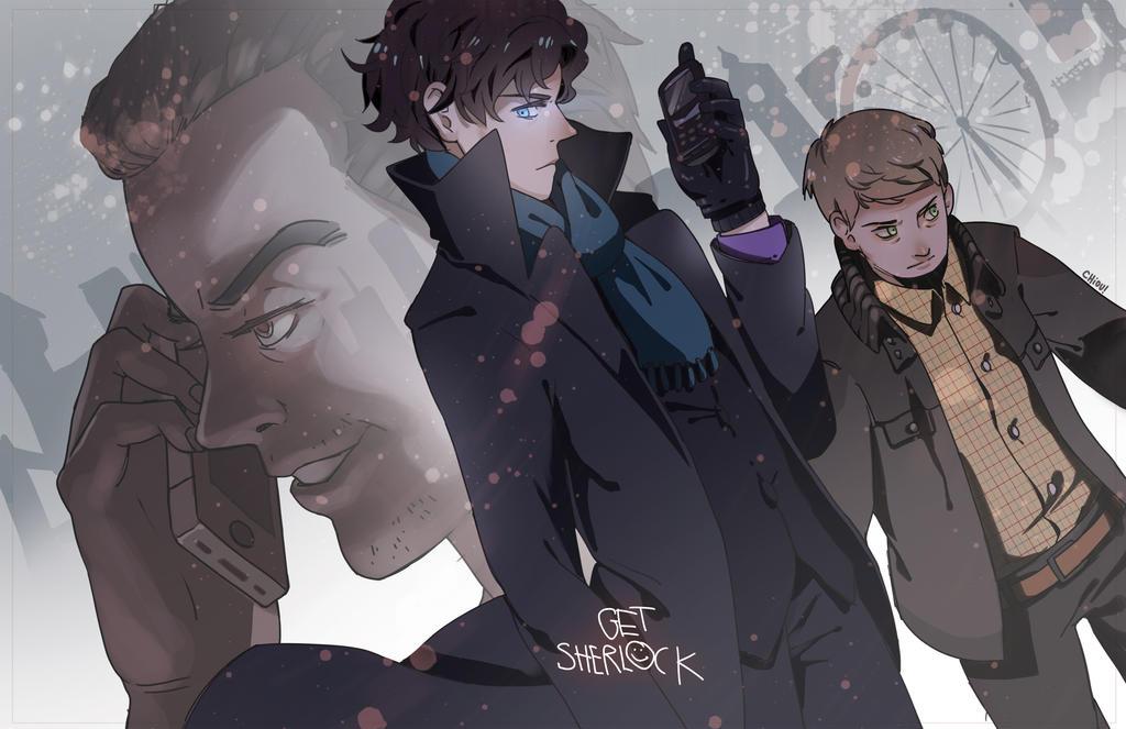 get sherlock by chiou