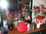 Valentines Day Flowers 2007