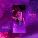 SABRINA NEW SEASON / KIERNAN SHIPKA // WEB