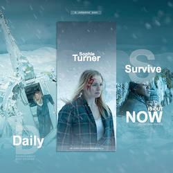 SURVIVE / SOPHIE TURNER // WEB