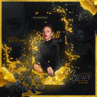 GOLDEN ROSE / SCARLETT JOHANSSON // WEB