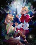 Kagamine Rin Len (Art game (Collap)) by ICEchan11598