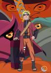 Jump Cover Naruto