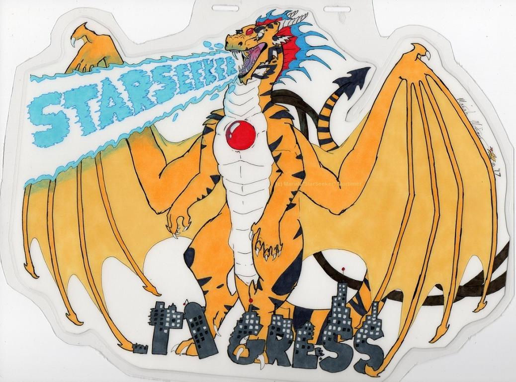 Kaiju StarSeeker by StarSeekerDragoness