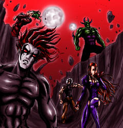 Vampire K 01 by Kbadguy