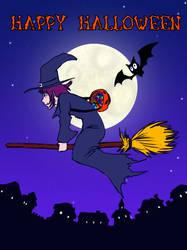 Happy Halloween by Kbadguy