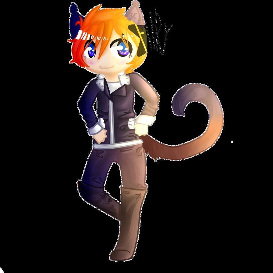 skittle kittys chibi :comm: by furystarartist