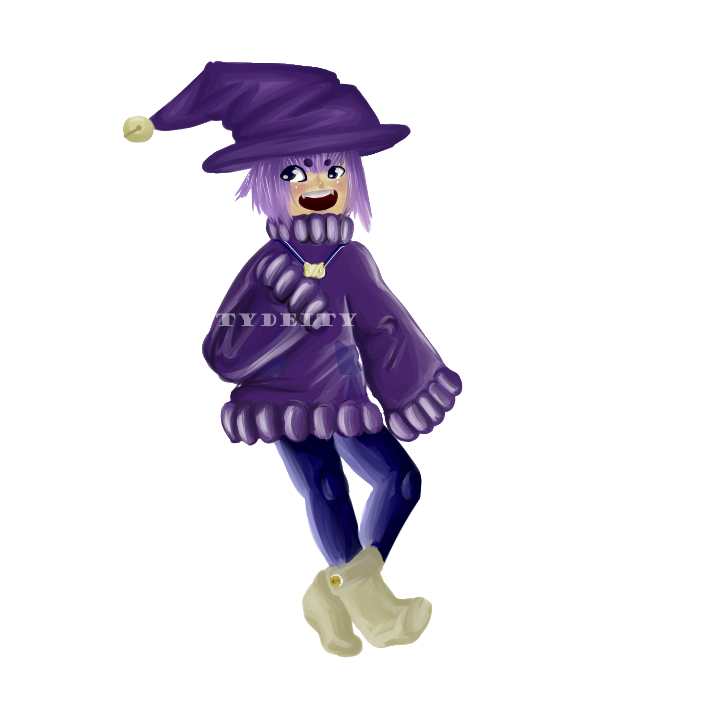 sk00ky witch btfo witchs by EmptyDeity