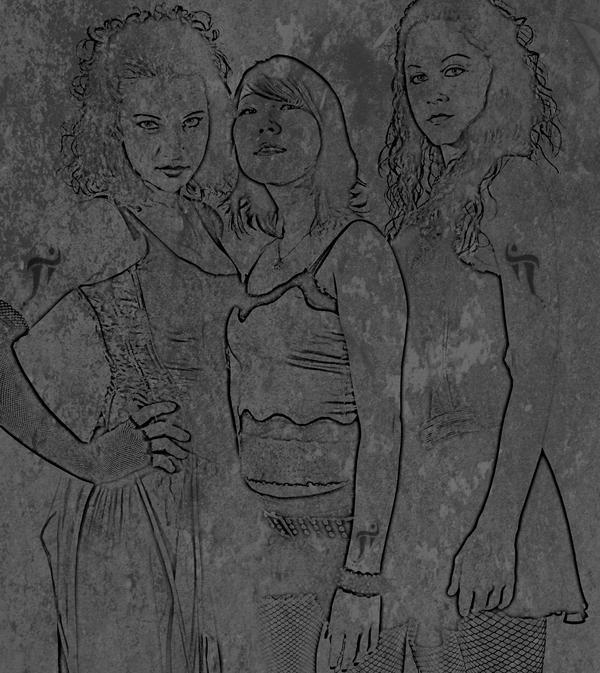 Las Hermanas by Ocular-Atrophy