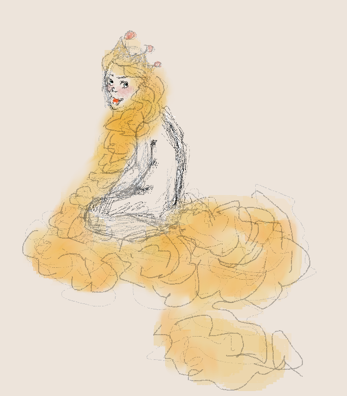 Rapunzel by bezag
