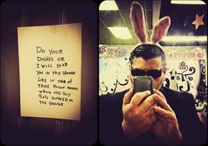 Deviant ID bunny.