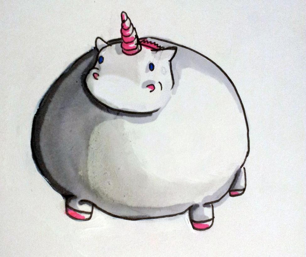 cute chubby unicorn for - photo #29