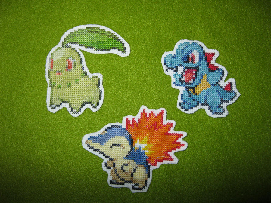 Johto Patches by Nethilia