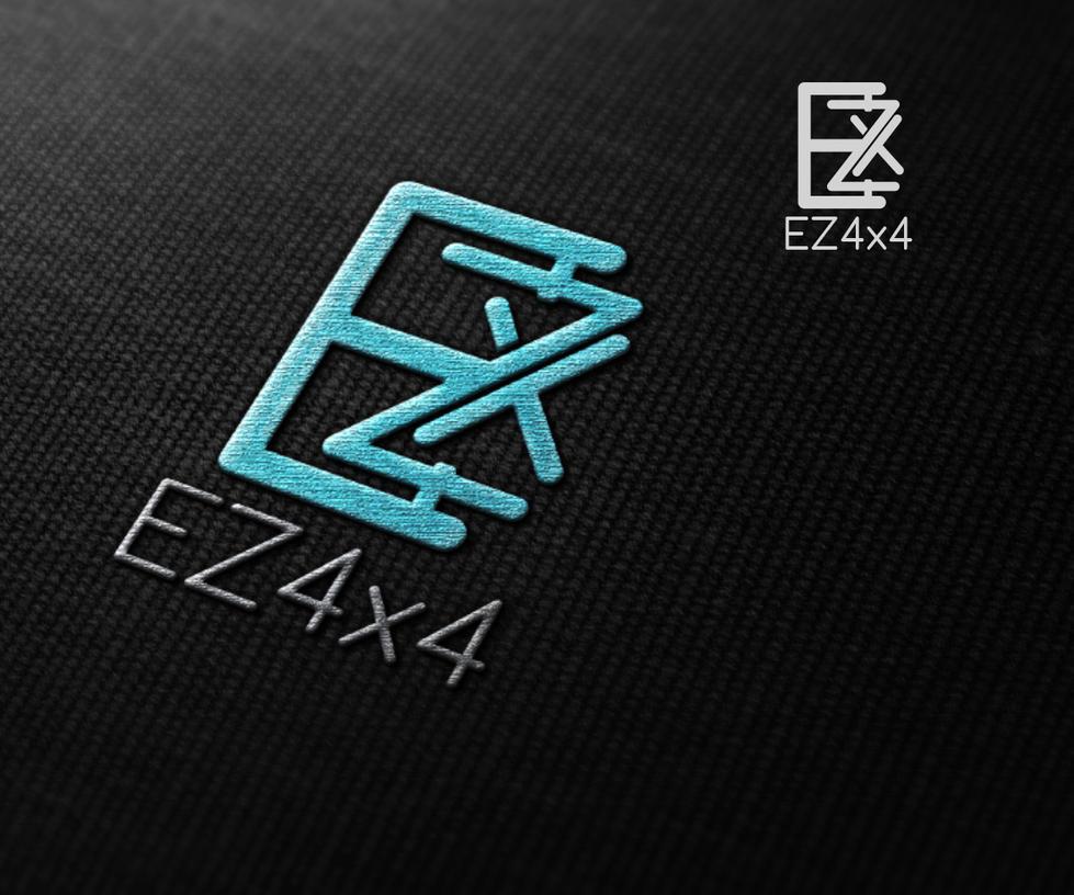 Ez4x4 Logo by SSGD