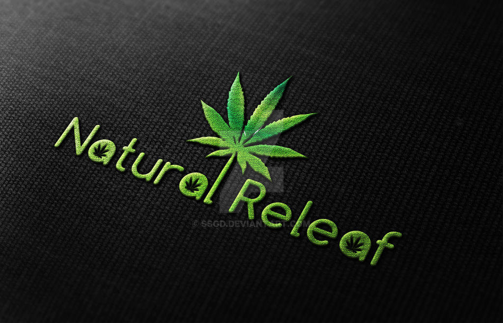 Natural Releaf Logo ( custom Project ) by SSGD